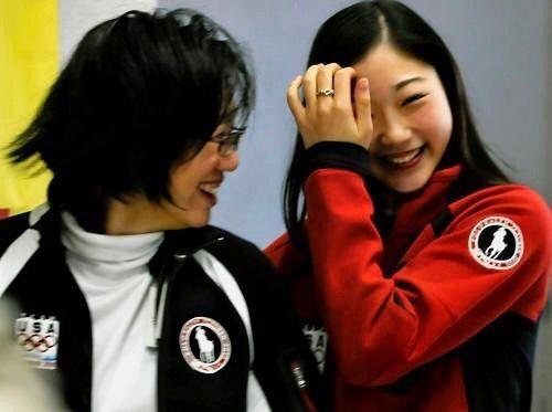 <p>Figure skater Mirai Nagasu's parents opened a sushi shop in California after they immigrated to the US from Japan. Their daughter is now an Olympic bronze medalist with the chance to add to her medal haul in the women's singles competition. (Instagram   @mirainagasu) </p>