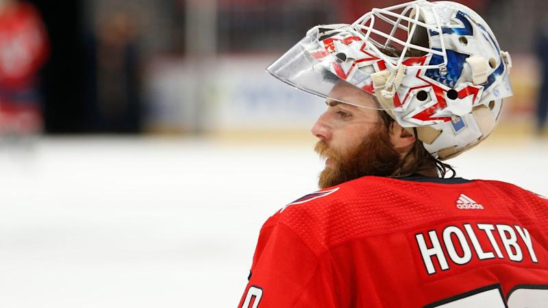 Can Braden Holtby Quiet Goalie Controversy Rebound From Tough Start