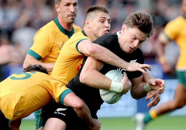 All Blacks coach warns Wallabies will 'fight' for Bledisloe Cup