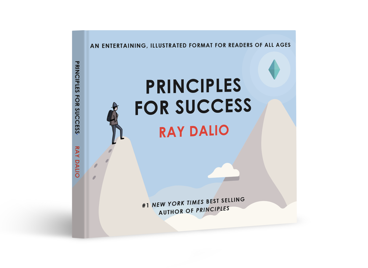 """Ray Dalio releases a distilled version of his 600-page best-seller """"Principles: Life and Work"""" in a new format called """"Principles For Success"""" for """"readers of all ages."""""""