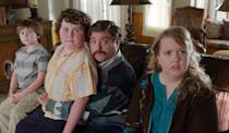 """Zach Galifianakis in Warner Bros. Pictures' """"The Campaign"""" - 2012"""