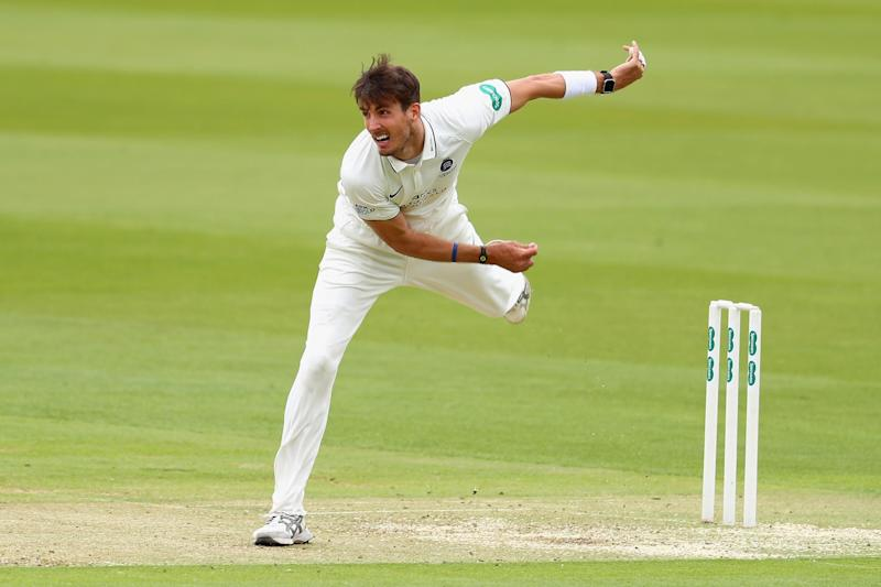 Finn took 34 County Championship wickets for Middlesex this summer: Getty Images