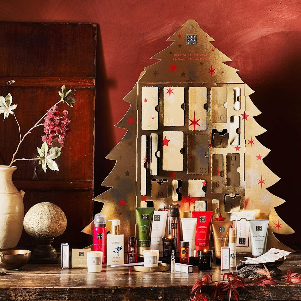 <p>Treat someone to this luxurious and incredibly popular <span>Rituals The Ritual of Advent Christmas Tree 2019</span> ($74).</p>