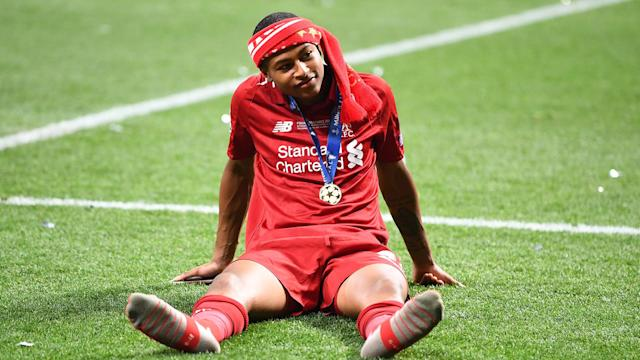 The 19-year-old continues to be tipped for a bright future at Anfield, and he is determined to repay the faith shown in him by Reds boss Jurgen Klopp