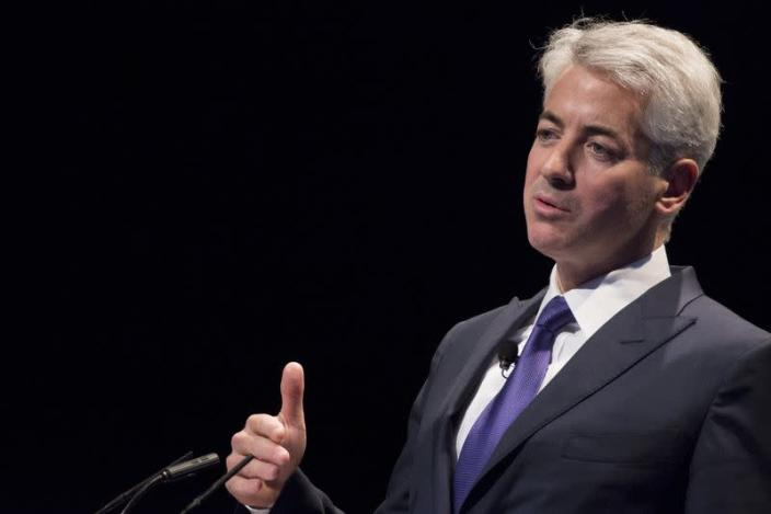 FILE PHOTO: William Ackman, founder and CEO of hedge fund Pershing Square Capital Management