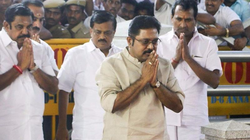 Dhinakaran Claims He Thought Middleman Sukesh Was an HC Judge