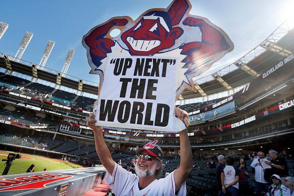 Cleveland Indians Are Favorites to Win World Series, but Chief Wahoo Haunts Baseball
