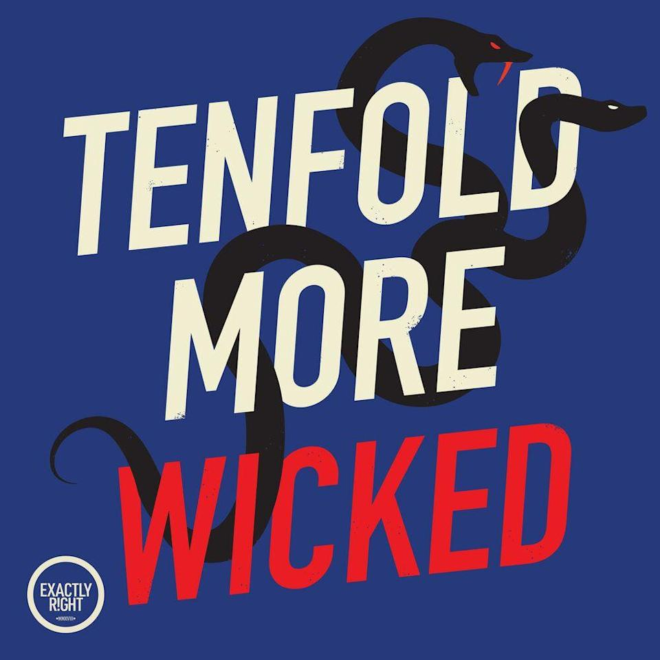 <p>The first season of <em>Tenfold More Wicked</em> focuses on Edward Rulloff, a brilliant but evil mid-1800s con man who murdered members of his own family. While on the run from the law for over 30 years, he gained a following of fellow academics that morphed into a crime ring-meets-cult.</p>
