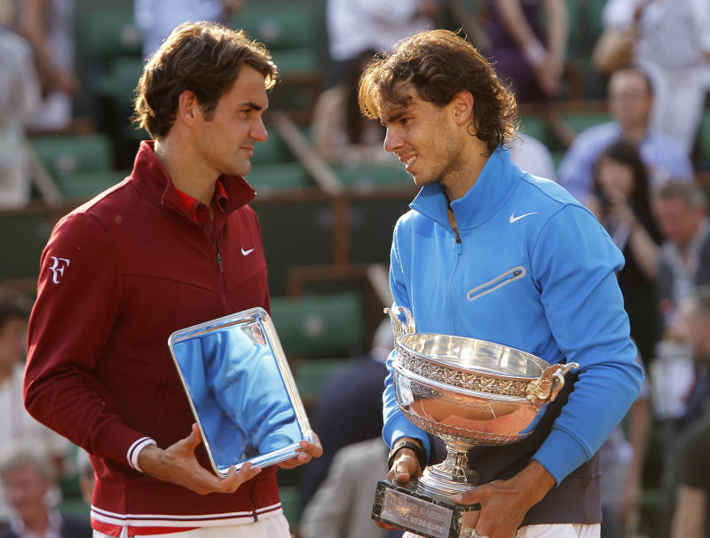 French Open Nadal Tennis