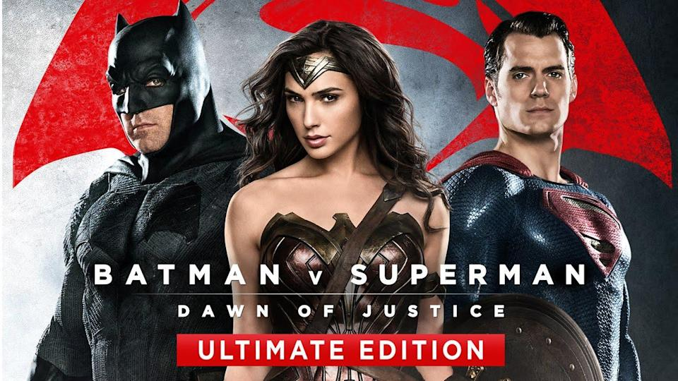 The extended cut of 'Batman v Superman' did nothing to restore its reputation amongst the haters (Warner Bros.)