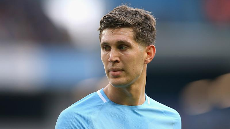 Stones admits to 'difficult' time at Manchester City
