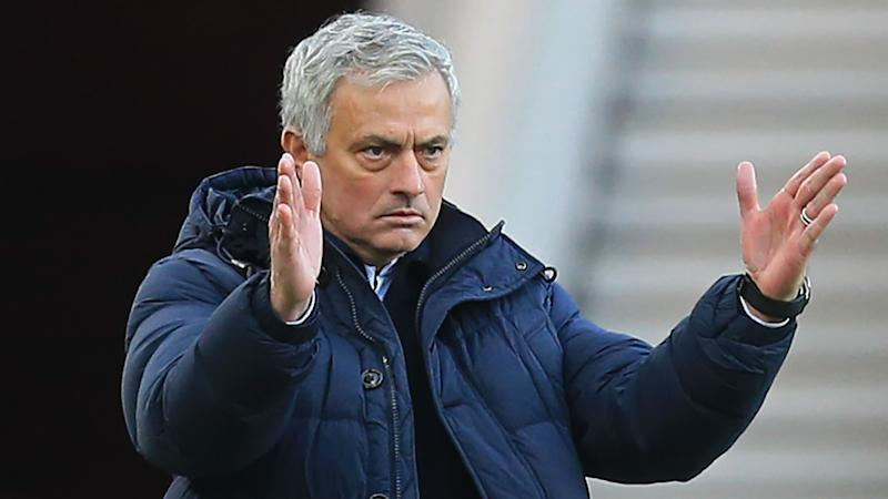 Mourinho: Tottenham have to be pragmatic to try and build something