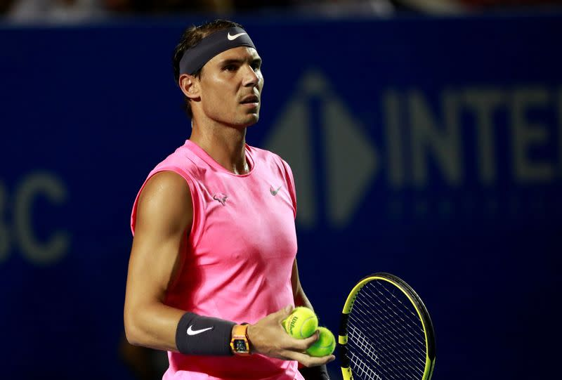 Twist to the 'GOAT' race as Nadal opts to skip U.S. Open