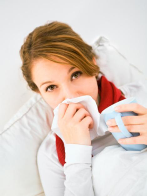 There may not be a cure for a cold or flu, but there is relief.