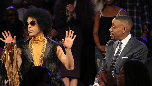 This Is What It Sounds Like When Prince Intervenes in Audience Member's Love Life on 'Arsenio'