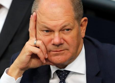 German savers need not reckon with negative interest rates - Scholz