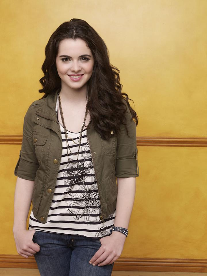 "Vanessa Marano stars as Bay Kennish on ""Switched at Birth."""