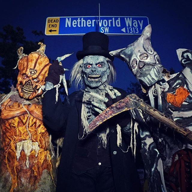 """<p><strong>Location: </strong>Stone Mountain, GA<br><strong>General admission price:</strong> Not listed</p><p>Georgia's Netherworld has been <a href=""""http://fearworld.com/wordpress/2010/09/netherworld-ranked-1-haunted-house-in-usa/"""" rel=""""nofollow noopener"""" target=""""_blank"""" data-ylk=""""slk:consistently ranked"""" class=""""link rapid-noclick-resp"""">consistently ranked </a>as a top scary Halloween attraction. Their main theme of this year, """"<a href=""""https://fearworld.com/wordpress/halloween-nightmares-deeper-into-the-story/"""" rel=""""nofollow noopener"""" target=""""_blank"""" data-ylk=""""slk:Halloween Nightmares"""" class=""""link rapid-noclick-resp"""">Halloween Nightmares</a>,"""" centers around a centuries-old feud between two rural Georgia clans that takes a supernatural turn (and the costumes look super impressive).</p><p>They promise a host of thrills and chills that double as incredible B-movie titles: """"Weird Shadow Creatures! Pumpkin Patch Peril! The Gauntlet of the Scarecrows! Lair of the Ancient Alchemist! The Cavern of the Bat Beasts! The Spawn of the Zombie Queen! Levitating Vampires! Flesh Ripping Werewolves! The Lords of Autumn! The Temple of the Bat God! The Chamber of The Elder Thing! The Horror in the Walls! The Secret of the Swarms!"""" All that plus <a href=""""https://www.escapethenetherworld.com/"""" rel=""""nofollow noopener"""" target=""""_blank"""" data-ylk=""""slk:escape rooms"""" class=""""link rapid-noclick-resp"""">escape rooms</a> and <a href=""""https://netherworldlaser.com/"""" rel=""""nofollow noopener"""" target=""""_blank"""" data-ylk=""""slk:lazer tag"""" class=""""link rapid-noclick-resp"""">lazer tag</a>, too.</p><p><a class=""""link rapid-noclick-resp"""" href=""""https://fearworld.com/wordpress/tickets/"""" rel=""""nofollow noopener"""" target=""""_blank"""" data-ylk=""""slk:Buy Tickets"""">Buy Tickets</a></p><p><a href=""""https://www.instagram.com/p/CC-KX_eMwIA/"""" rel=""""nofollow noopener"""" target=""""_blank"""" data-ylk=""""slk:See the original post on Instagram"""" class=""""link rapid-noclick-resp"""">See the original post on Instagram</a></p>"""