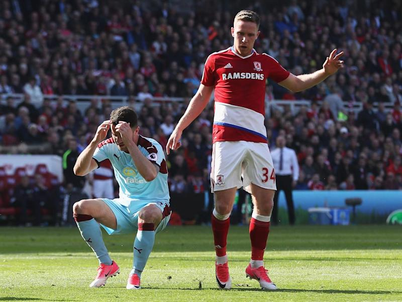 Both sides struggled to score too many clear-cut chances (Getty)