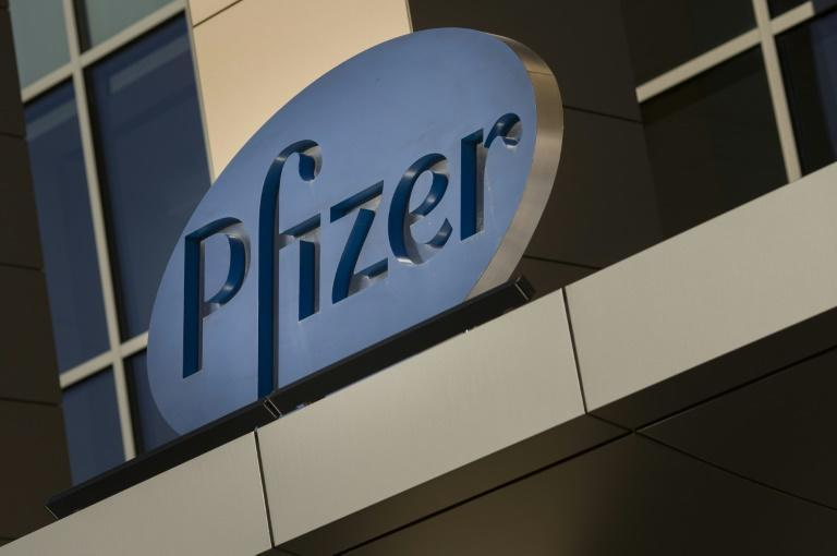 The Pfizer-BioNTech vaccine has been granted full FDA approval for those age 16 and up (AFP/DOMINICK REUTER)