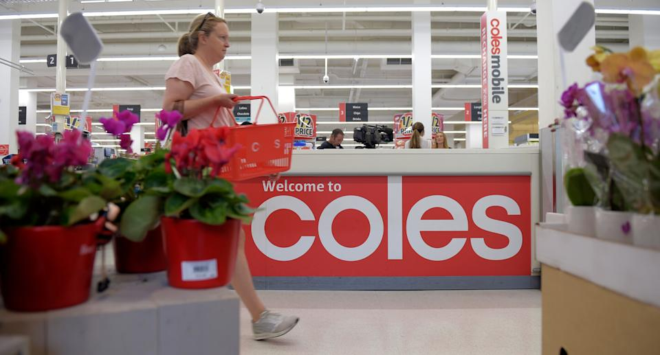 Jumbo packs will likely be welcome news to party planners who shop at Coles. Source: Getty Images