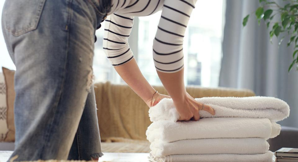 The White Company has a huge sale on, but it is the discount on towels that customers are loving.  (Getty Images)