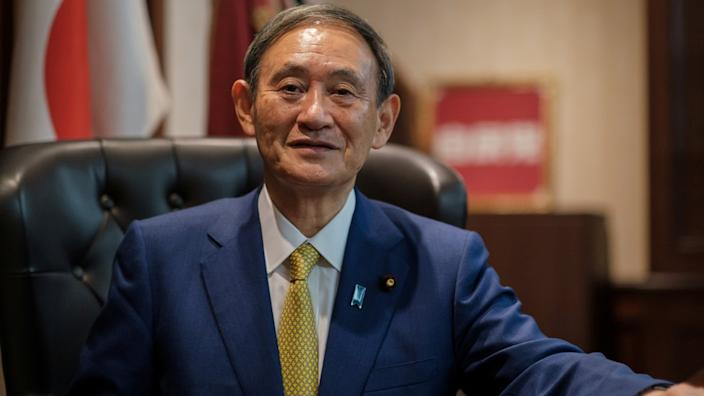 Yoshihide Suga: From right-hand man to prime minister
