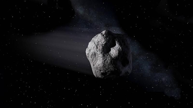3-mile wide asteroid moves closer to earth