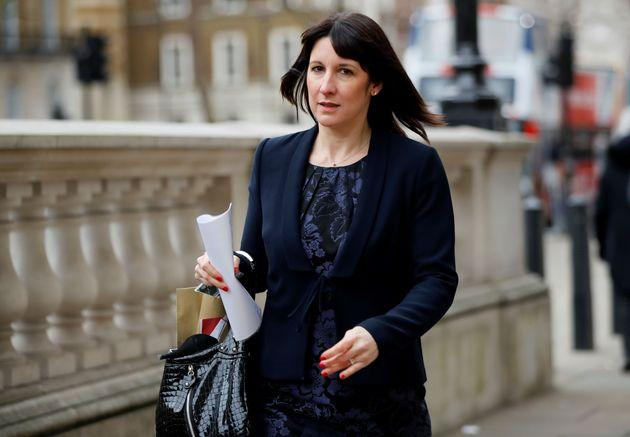 Labour shadow minister Rachel Reeves