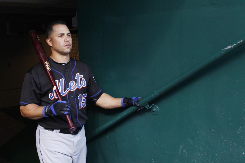 Mets' Carlos Beltran mentioned in same sentence as this top manager