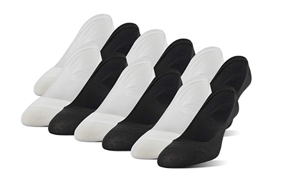 PEDS women's Low Sport Cut Liners With Y-heel, 12 Pairs Casual Sock