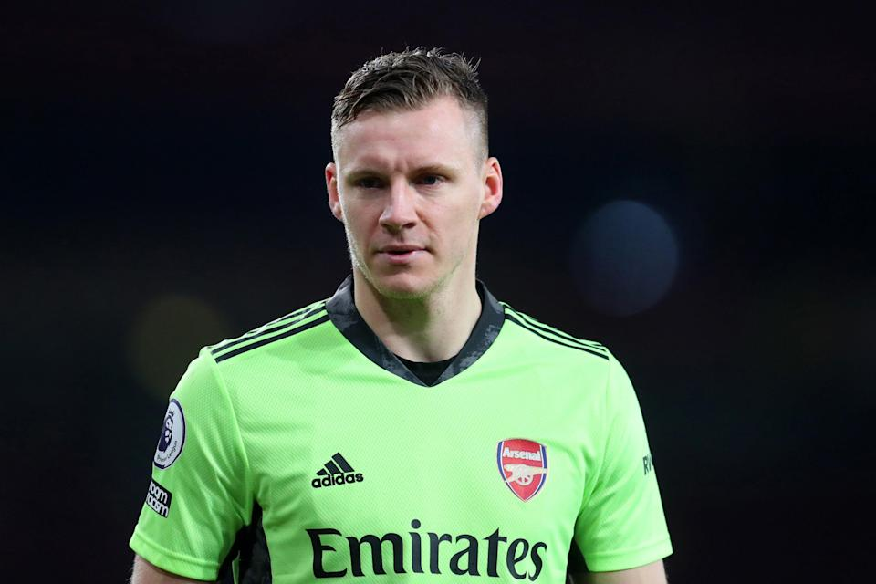 <p>Bernd Leno is under contract at Arsenal until 2023</p> (Getty Images)