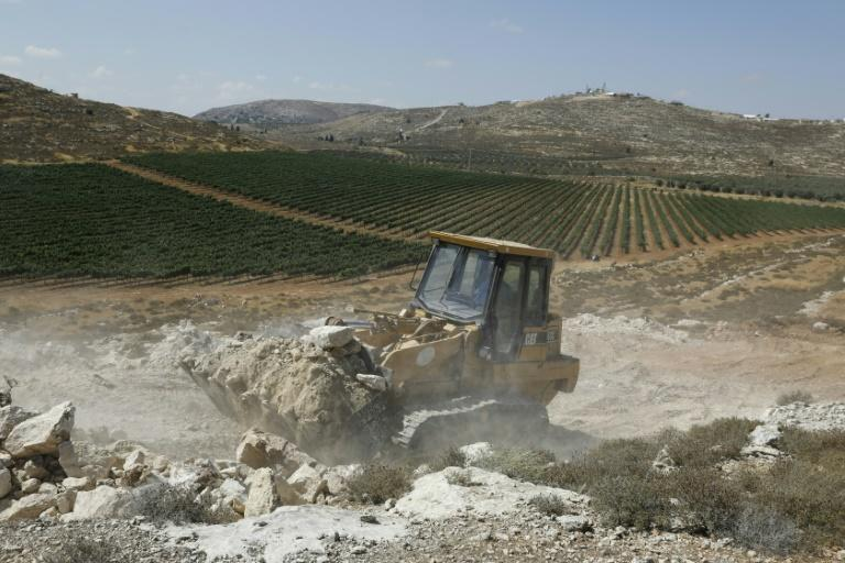 Israeli PM says work begun on new West Bank settlement