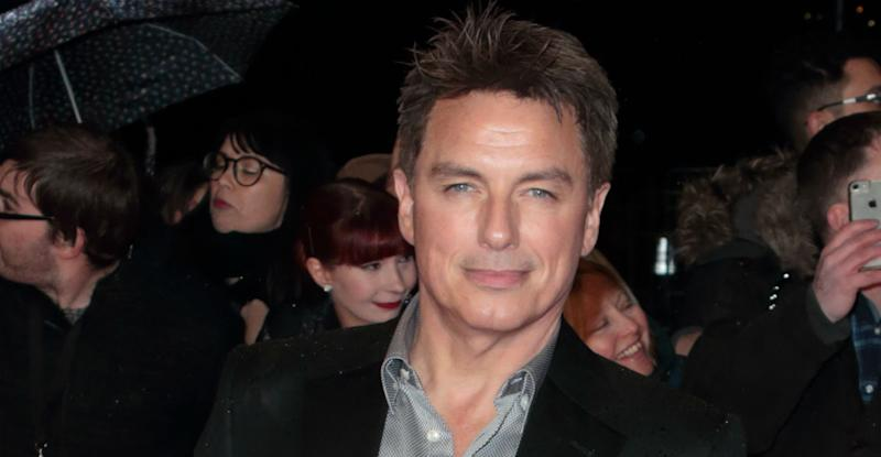 John Barrowman has been tipped to take over from Jason Gardiner on Dancing On Ice (Photo: Jamy / Barcroft Media via Getty Images)