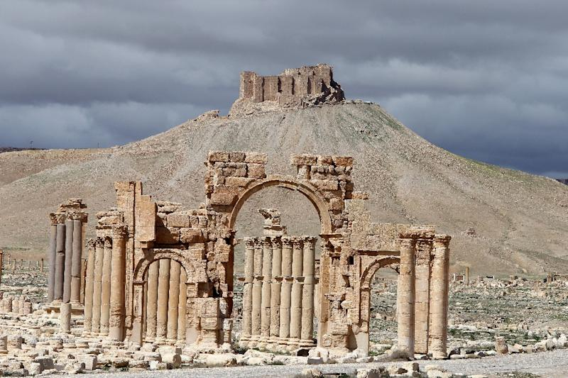 IS militants recently destroyed the 'Arch of Triumph' in the Syrian city of Palmyra, which dates from between 193 and 211 AD