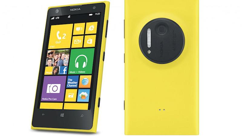 Nokia Introduces Lumia 1020 with a Whopping 41-Megapixel Camera