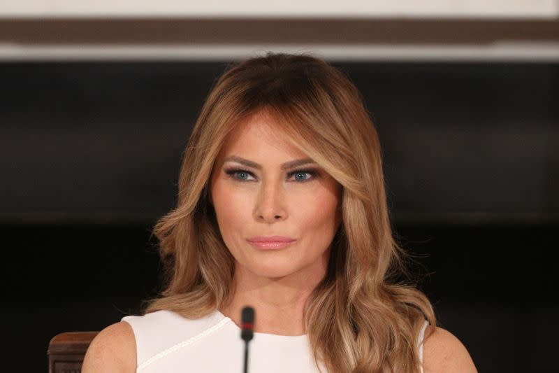 U.S. accuses author of Melania Trump tell-all book of breaking nondisclosure pact