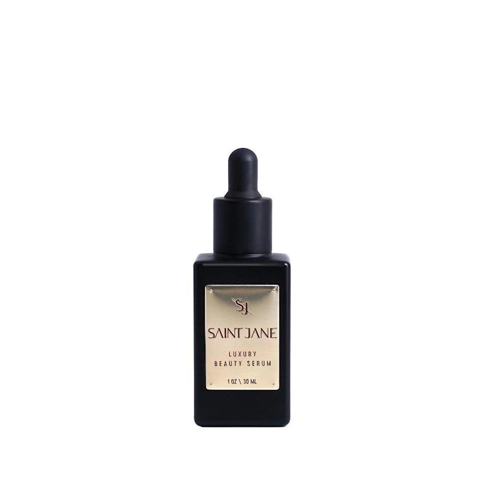 """<br><br><strong>Saint Jane Beauty</strong> Luxury Beauty Serum, $, available at <a href=""""https://go.skimresources.com/?id=30283X879131&url=https%3A%2F%2Fcredobeauty.com%2Fcollections%2Fbestsellers%2Fproducts%2Fluxury-beauty-serum%23locklink"""" rel=""""nofollow noopener"""" target=""""_blank"""" data-ylk=""""slk:Credo Beauty"""" class=""""link rapid-noclick-resp"""">Credo Beauty</a>"""
