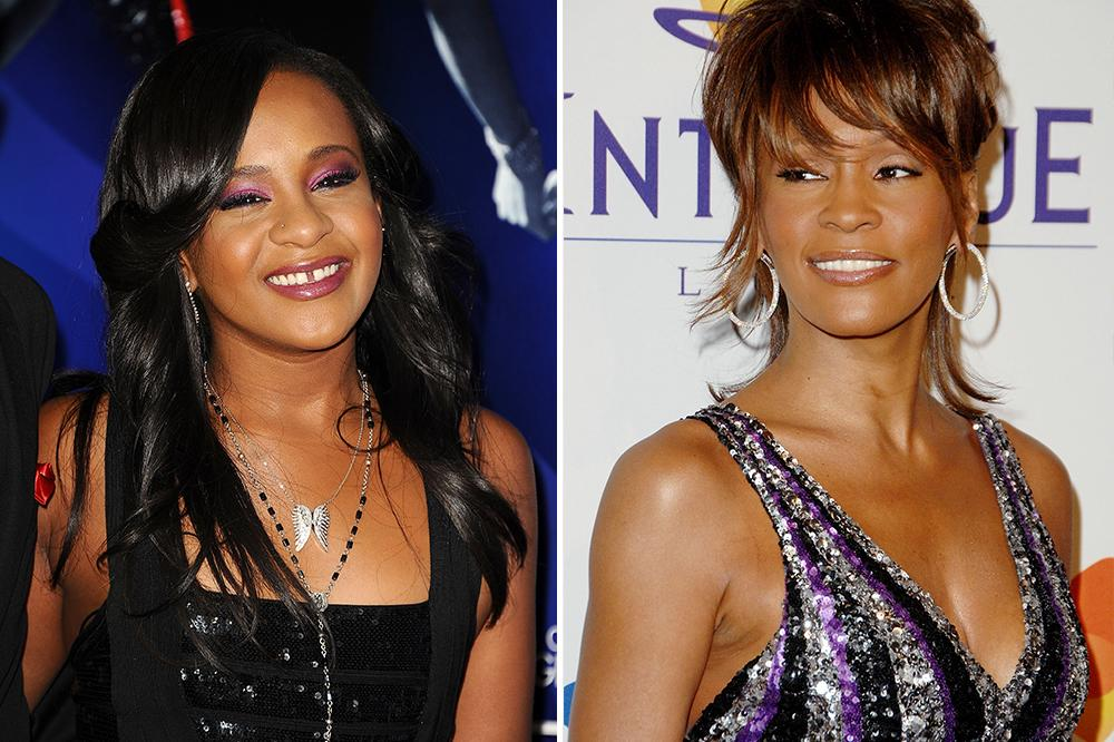 "Whitney Houston's daughter, Bobbi Kristina Brown, now has her own Lifetime series, ""The Houstons."""