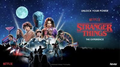 Stranger Things: The Experience