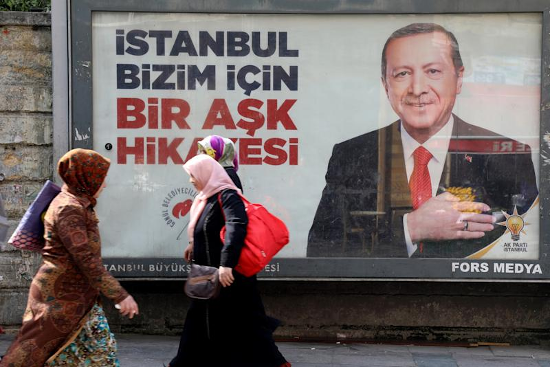 Erdogan Suffers Major Setback in Local Elections, Loses Control of Turkey's Capital