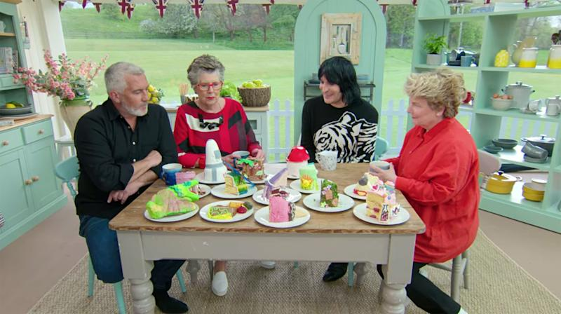 The Great British Baking Show recap: Cranking up the heat for Cake Week