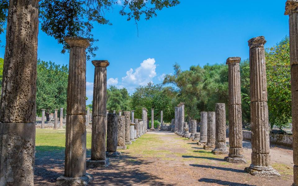 olympia greece - Getty