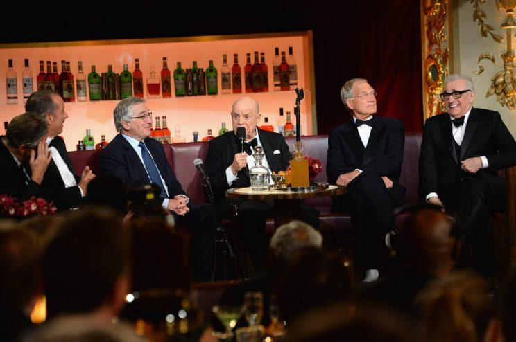 Don Rickles was honored (and roasted) in 2014 at a