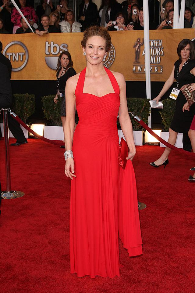 "BEST: <a href=""http://movies.yahoo.com/movie/contributor/1800020036"">Diane Lane</a> at the 15th Annual Screen Actors Guild Awards in Los Angeles - 01/25/2009"