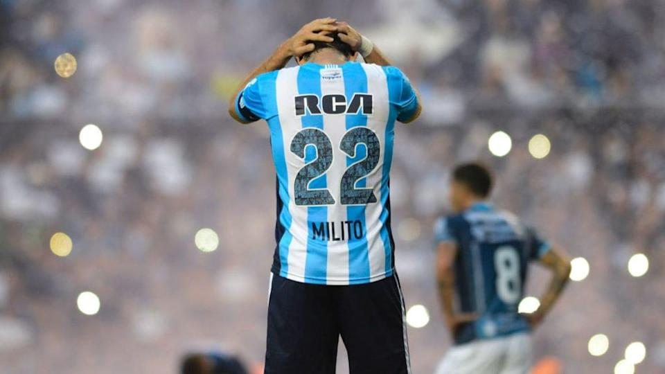 Diego Milito | Rodrigo Valle/Getty Images