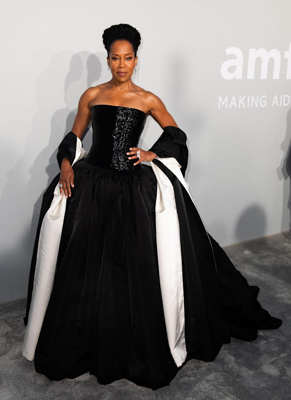 Regina King at the Cannes Gala