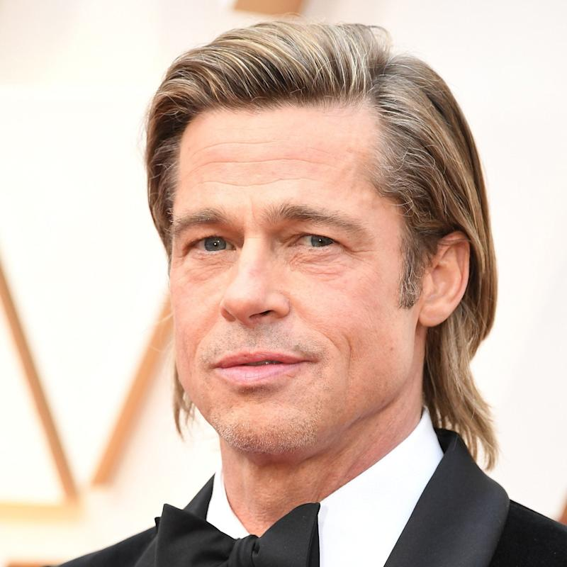 Brad Pitt arrives at the 92nd Annual Academy Awards -  Steve Granitz/ WireImage