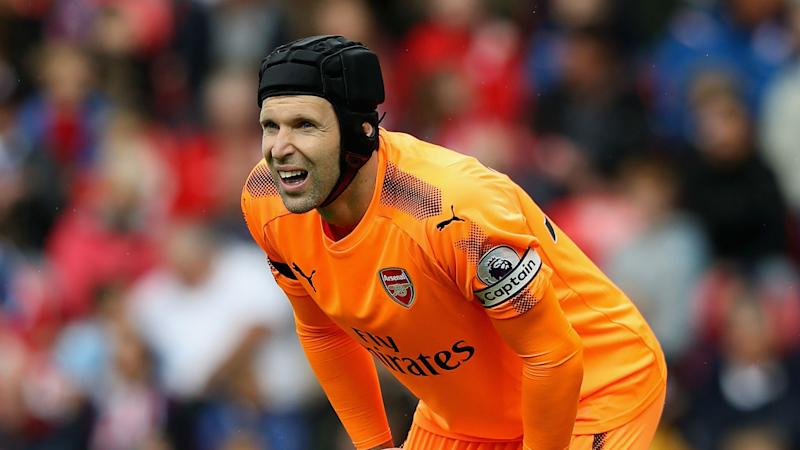 Cech unable to explain Arsenal's horrendous away form