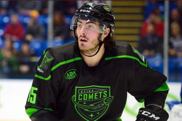 'Mom, you have to call me': Stratford's Zack MacEwen makes the NHL